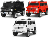 Mercedes-Benz Unimog 12V Ride-On Truck with Remote Control product image