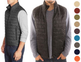 Men's Lightweight Packable Quilted Water-Repellent Puffer Vest product image