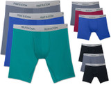 Men's Fruit of the Loom Everlight Boxer Briefs (6-Pairs) product image