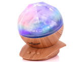 Soothing Aurora Borealis LED Night Light Projector product image