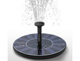 Solar Water Fountain with Assorted Heads product image