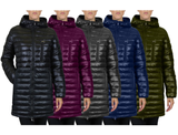 Women's Long Puffer Jacket product image