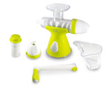 Juice Buddy 2-in-1 Manual Easy Clean Juicer and Ice Cream Maker product image