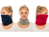 Multi-Functional Assorted Neck Gaiters (3-Pack) product image