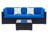 Rattan 4-Piece Outdoor Sofa Set product image