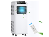 Portable 8,000 BTU Air Conditioner & Dehumidifier with Remote product image