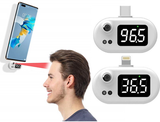 Infrared Thermometer for Apple Lightning or Android USB-C product image