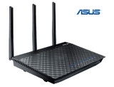 ASUS RT-AC66R 802.11ac Dual-Band Wireless-AC1750 Gigabit Router product image