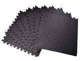 Interlocking 54-Piece Protective Exercise Floor Tiles product image