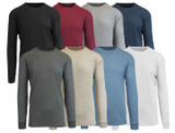 Men's Waffle Knit Cotton Blend Thermal Shirt product image