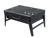 Small Black Stainless Steel Square Grill  product image