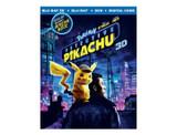 Pokémon Detective Pikachu (Blu-Ray 3D + Blu-Ray + DVD) product image