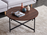 Modern Round Coffee Table product image