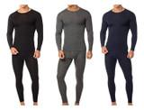 Men's Cotton Fleece Thermal Set (4-Piece Set) product image