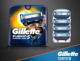 Gillette Fusion5 Proglide Set (1 Razor, 4 Refill Blade Cartridges, 1 Case) product image