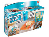 Always Fresh Seal Vac Food Vacuum Sealer with 6 Reusable Bags product image