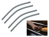Silicone Oven Rack Guards for Burn Protection (4-Pack) product image