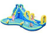 Inflatable Climbing Wall Splash Pool Bouncer product image