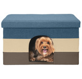 FurHaven Pet House Foot Ottoman product image