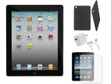 Apple iPad 2 Bundle with Case, Charger, and Screen Protector (Clearance) product image