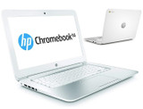 "HP Chromebook with 14"" Display, Intel Dual-Core, 4GB RAM, 16GB SSD product image"
