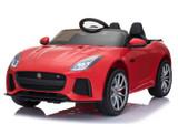 Audi TT Roadster or 12V Jaguar F-Type Kids Ride On Car product image