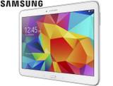 "Samsung Galaxy Tab 4 with 10.1"" HD Display (16GB White) product image"