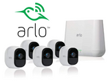 Arlo Pro 2 1080p Wireless Home Security System with 5 Cameras product image