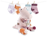 Croc in Socks Plush Baby Toy and Socks Gift Set product image