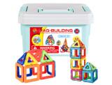 Kids' Magnetic Building Blocks Tile Set product image