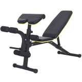 Adjustable Sit-Up Dumbbell Bench product image