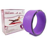 Extra Wide Yoga Wheel with Double Padding    product image