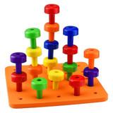 Play Brainy Peg Toy Set product image