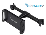Cobaltx Adjustable Headrest Mount for Tablets and Smartphones product image