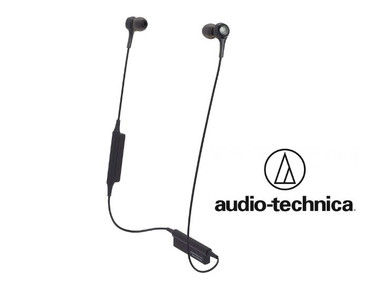 Audio-Technica Wireless In-Ear Headphones with Mic & Control product image