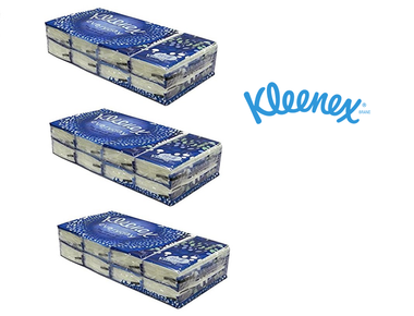 Kleenex Everyday Pocket Tissues (3-Pack) product image