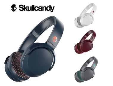 Skullcandy Riff Wireless On-Ear Bluetooth Headphones product image