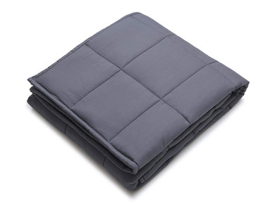 Kathy Ireland Weighted Blanket with Glass Beads product image