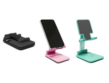Aduro U-Rise Foldable Desktop Mobile Phone Stand (Multi-Color) product image