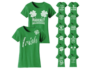 Women's Funny St. Patrick's Day T-Shirts product image