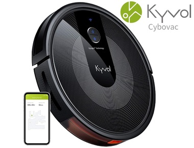 Cybovac E30 Robot Vacuum Cleaner with Smart Navigation product image