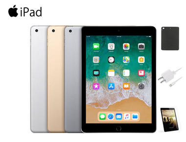 Apple iPad 5 Bundle with Screen Protector, Case and Charger (32GB) product image