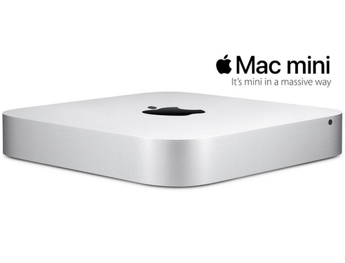 Apple Mac Mini with Intel Core i5, 4GB RAM, 500GB Hard Drive product image