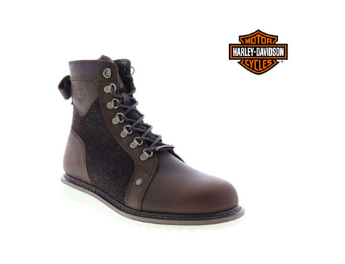 Harley-Davidson Bryant Men's Brown Leather Boots product image