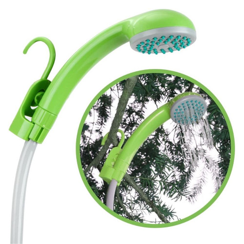 Portable USB Rechargeable Handheld Camping Shower product image