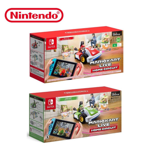 Mario Kart Live: Home Circuit for Nintendo Switch product image