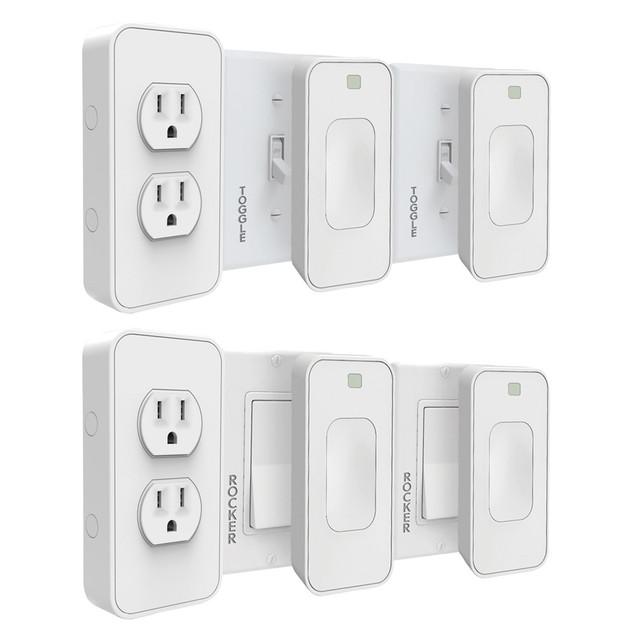 Switchmate Smart Lighting & Power Automation Kit