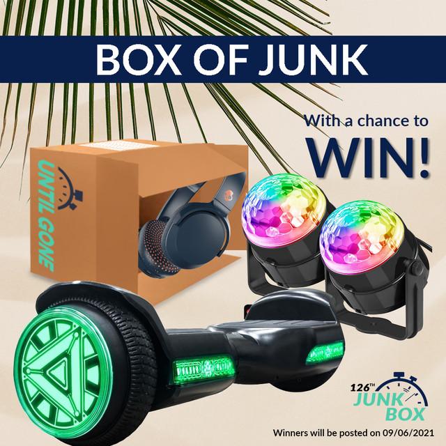 UntilGone.com Junk Box #126