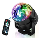 Sound Activated Party Lights with Remote (Set of 2) product