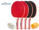 Abco Tech Ping Pong Paddle & Table Tennis Set  product